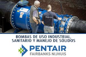 Bombas uso industrial y sanitario